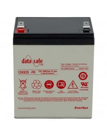 Μπαταρία DATASAFE 12HX25FR High rated - long life VRLA - AGM τεχνολογίας - 12V 23 watt / κελί