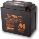 Μπαταρία μοτοσυκλετών MOTOBATT MBYZ16HD - 12V 16.5 (10HR)Ah - 240CCA εκκίνησης