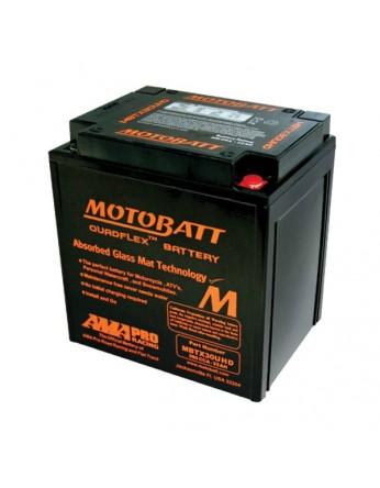 Μπαταρία μοτοσυκλετών MOTOBATT MBTX30UHD - 12V 32 (10HR)Ah - 390CCA εκκίνησης