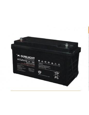 Μπαταρία Sunlight Accuforce12-120 VRLA - AGM τεχνολογίας 12V - 120Ah (C10)
