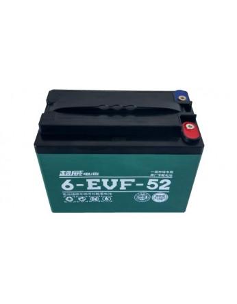 Μπαταρία Chilwee 6-EVF-52 - AGM τεχνολογίας ηλεκτρικών οχημάτων - 12V 52Ah (C3) / 62Ah (C20)