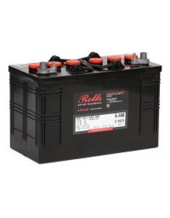 Μπαταρία Rolls Series 4000 βαθιάς εκφόρτισης S160 - 12V 125Ah (C20)