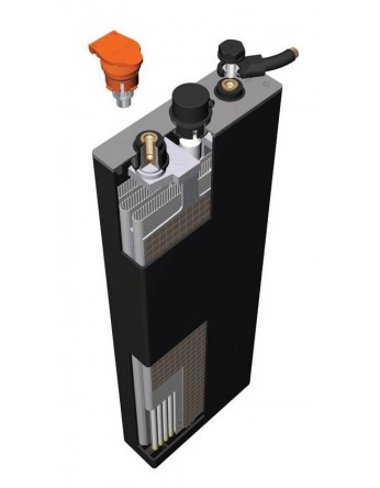 Μπαταρία έλξεως - traction Sunlight  8 PzS 640 - 2V 640Ah (C5)