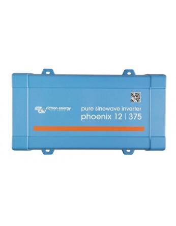 Μετατροπέας - inverter DC-AC καθαρού ημιτόνου Victron Phoenix 12/375 VA
