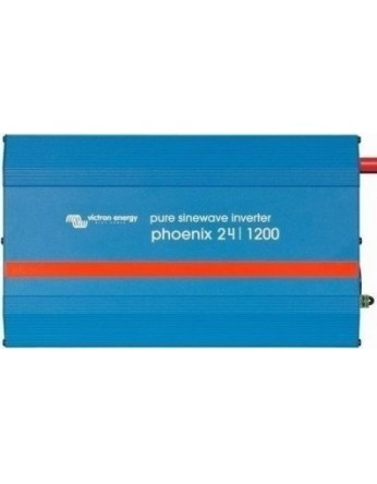 Μετατροπέας - inverter DC-AC καθαρού ημιτόνου Victron Phoenix 24/1200 VA