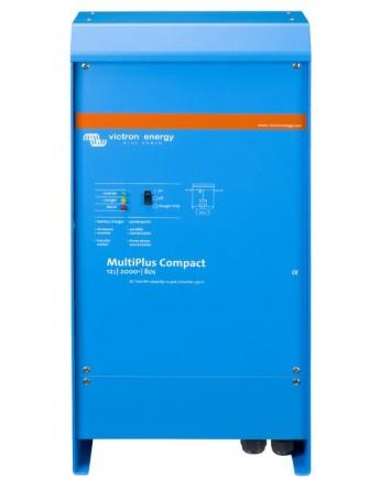 Μετατροπέας - inverter με φορτιστή DC-AC καθαρού ημιτόνου Victron MultiPlus C 12/2000/80-30