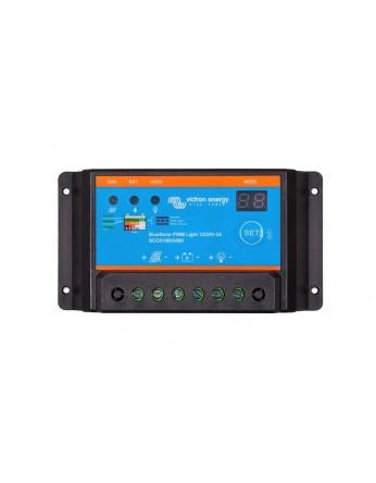 Ρυθμιστής φόρτισης φωτοβολταϊκών Victron BlueSolar PWM-Light 12/24V-5A