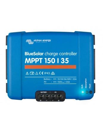 Ρυθμιστής φόρτισης φωτοβολταϊκών Victron BlueSolar MPPT 150/35