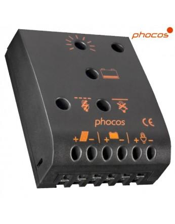 Ρυθμιστής φόρτισης φωτοβολταϊκών Phocos CA-06 PWM 12V-6A
