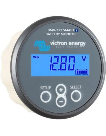 Όργανο ελέγχου - παρακολούθησης μπαταριών - battery monitor  Victron BMV - 712 Smart