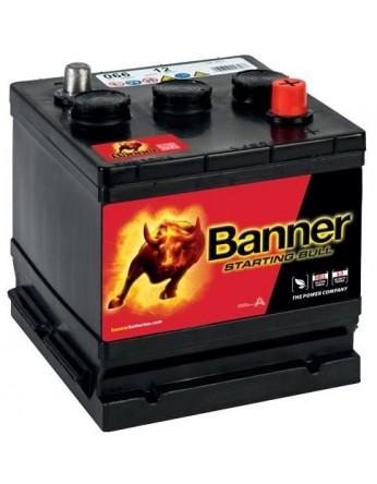 Μπαταρία ανοιχτού τύπου Banner Starting Bull 06612 6V 66Ah (C20) - 360CCA εκκίνησης