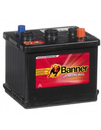 Μπαταρία ανοιχτού τύπου Banner Starting Bull 07718 6V 77Ah (C20) - 450CCA εκκίνησης