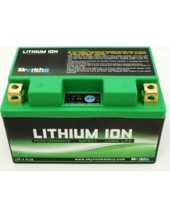 Μπαταρία μοτοσυκλετών SKYRICH Τεχνολογίας Λιθίου LFP-4 Plus, 12V - 300A