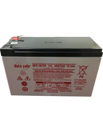 Μπαταρία ENERSYS DATASAFE NPX35-12TFR High rated VRLA - AGM τεχνολογίας - 12V 35 watt / κελί