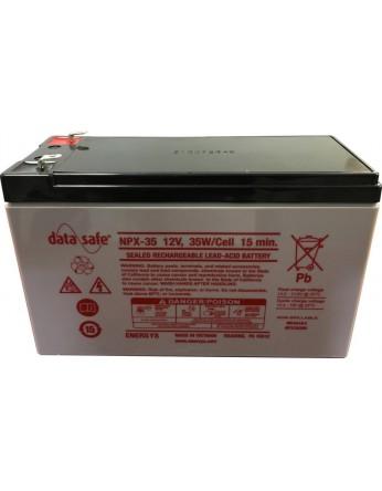 Μπαταρία ENERSYS DATASAFE NPX35-12FR High rated VRLA - AGM τεχνολογίας - 12V 35 watt / κελί