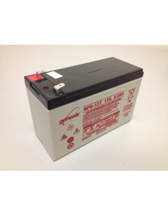Μπαταρία GENESIS NP9-12 VRLA - AGM τεχνολογίας - 12V 9Ah