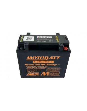 Μπαταρία μοτοσυκλετών MOTOBATT MBTX12UHD - 12V 14 (10HR)Ah - 200CCA εκκίνησης