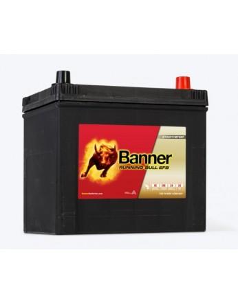 Μπαταρία τεχνολογίας EFB Banner Running Bull 57015 12V 70Ah (C20) - 680CCA εκκίνησης
