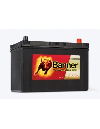 Μπαταρία τεχνολογίας EFB Banner Running Bull 59515 12V 95Ah (C20) - 760CCA εκκίνησης