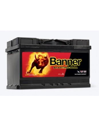 Μπαταρία κλειστού τύπου Banner Starting Bull 57044 12V 70Ah (C20) - 640CCA εκκίνησης
