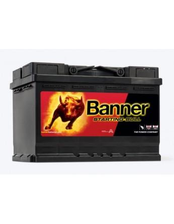 Μπαταρία κλειστού τύπου Banner Starting Bull 57212 12V 72Ah (C20) - 650CCA εκκίνησης