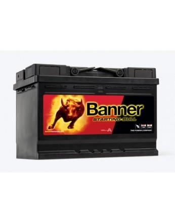 Μπαταρία κλειστού τύπου Banner Starting Bull 57233 12V 72Ah (C20) - 650CCA εκκίνησης