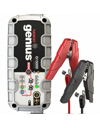 Φορτιστής - Συντηρητής NOCO G15000 12V & 24V 15A