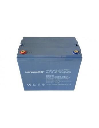Μπαταρία Narada 6-EVF-80 - AGM τεχνολογίας ηλεκτρικών οχημάτων - 12V 80Ah (C10) / 100Ah (C20)