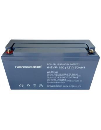 Μπαταρία Narada 6-EVF-150 - AGM τεχνολογίας ηλεκτρικών οχημάτων - 12V 150Ah (C10) / 185Ah (C20)