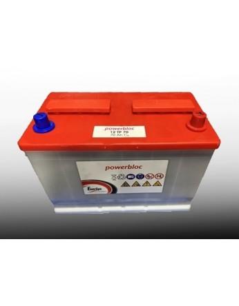 Μπαταρία βαθειάς εκφόρτισης Enersys Powerbloc 12TP70 12V 90Ah (C20)