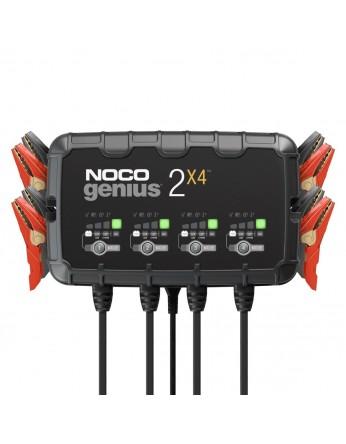 Φορτιστής - Συντηρητής NOCO GENIUS 2X4 6V & 12V 2A