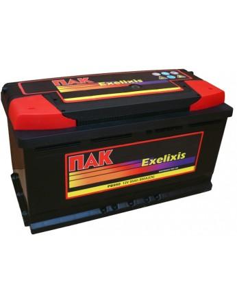 Μπαταρία αυτοκινήτου Πακ Excelixis PB950 - 12V 95 Ah - 800CCA A(EN) εκκίνησης