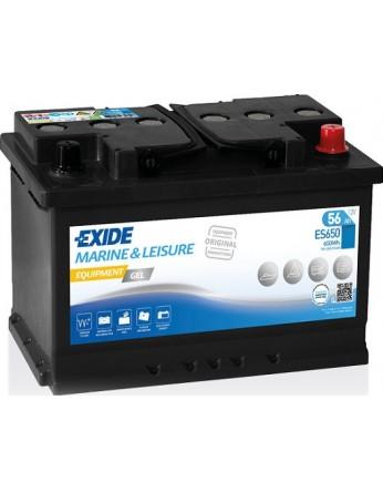 Μπαταρία Exide Equipment Gel ES650 - 12V 56Ah
