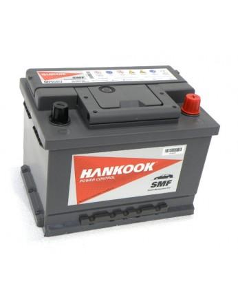 Μπαταρία αυτοκινήτου Hankook MF55457 - 12V 54Ah - 480CCA(EN) εκκίνησης