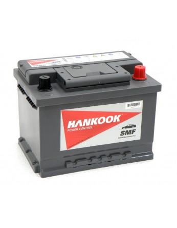 Μπαταρία αυτοκινήτου Hankook MF56077 - 12V 60Ah - 510CCA(EN) εκκίνησης