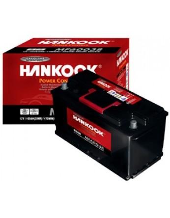 Μπαταρία αυτοκινήτου Hankook MF60045 - 12V 100Ah - 760CCA(EN) εκκίνησης