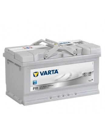 Μπαταρία αυτοκινήτου Varta Silver F18 - 12V 85 Ah - 800CCA A(EN) εκκίνησης