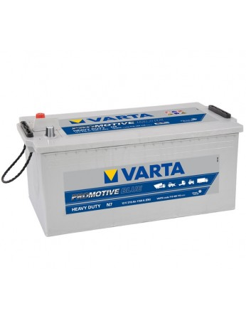 Μπαταρία Varta Promotive Blue N7 - 12V 215Ah - 1150CCA A(EN) εκκίνησης