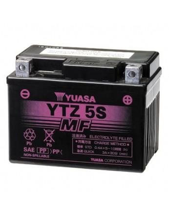Μπαταρία μοτοσυκλετών YUASA INDO High Performance Maintenance Free YTZ5S -12V 3.5 (10HR)Ah - 65 CCA(EN) εκκίνησης