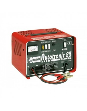 Φορτιστής μπαταριών Telwin AUTOTRONIC 25 BOOST - 12V / 24V P.N. 807540