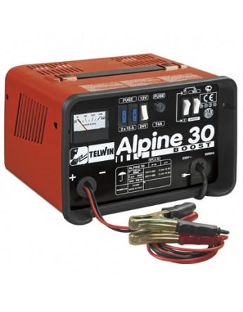Φορτιστής μπαταριών Telwin ALPINE 30 BOOST - 12V / 24V P.N. 807547