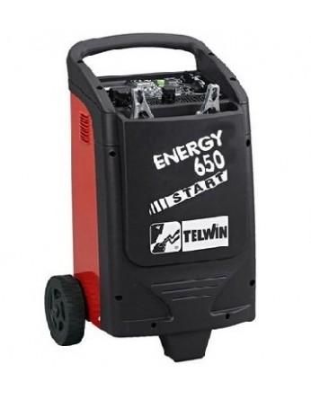 Φορτιστής - Εκκινητής Telwin ENERGY 650 START P.N. 829385