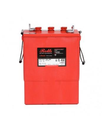 Μπαταρία Rolls FS Series βαθιάς εκφόρτισης 6-FS-450 - 6V 450Ah (C20)