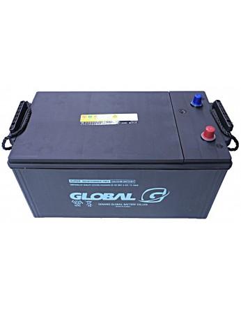 Μπαταρία φορτηγού GLOBAL SMF 73011 - 12V 230Ah - 1200CCA(SAE) εκκίνησης