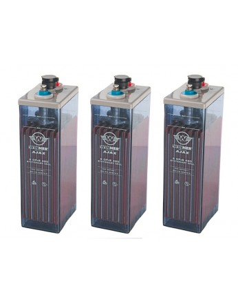 Μπαταρία φωτοβολταϊκών υγρού τύπου Winner Ajax 6 OPzS 300 - 2V 310Ah(C10)