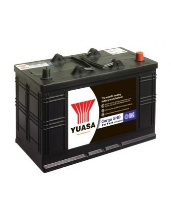 Μπαταρία αυτοκινήτου YUASA MF-DC βαθειάς εκφότρισης 72512 - 12V 220Ah - 1400CCA(EN) εκκίνησης