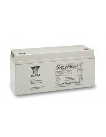 Μπαταρία YUASA SWL 2250VRLA - AGM τεχνολογίας - 12V 76Ah(C10)