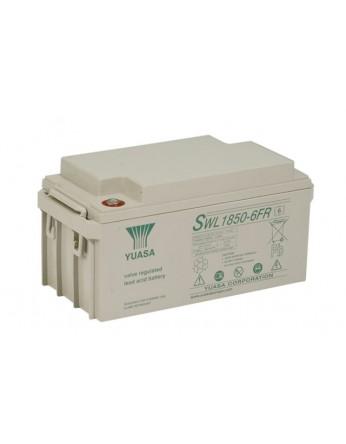 Μπαταρία YUASA SWL 1850-6 VRLA - AGM τεχνολογίας - 6V 132Ah(C10)