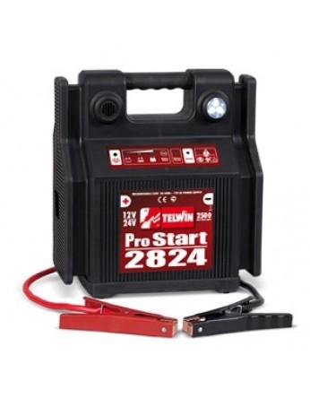 Εκκινητής μπαταριών Telwin PRO START 2824 - 12V / 24V P.N. 829517