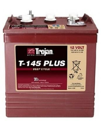Μπαταρία Trojan Deep - Cycle Flooded βαθιάς εκφόρτισης T-145 Plus - 6V 260Ah (C20)